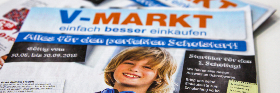 Projekte für V-Markt | Redshark Advertising